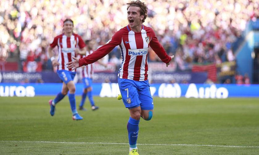 Σεβίλη - Ατλέτικο Μαδρίτης 1-1: Τα γκολ του πρώτου ημιχρόνου (vids)