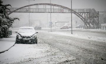 Χιόνι από την Κηφισιά μέχρι τη Γλυφάδα-Πού και πότε θα χιονίσει στην Αθήνα