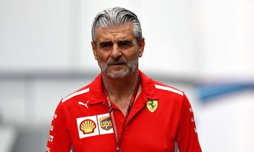 Formula 1: Μπινότο αντί Αριβαμπένε στη Ferrari