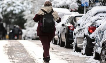 Αποχωρεί ο «Τηλέμαχος» - Πού παραμένουν τα προβλήματα από χιόνια-παγετό
