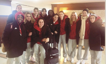 EuroLeague Γυναικών: Στην Τουρκία ο Ολυμπιακός