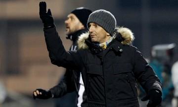 Λουτσέσκου: «Δεν θέλω να μιλήσω για τον Πρίγιοβιτς - Θα τα πούμε στην ρεβάνς»