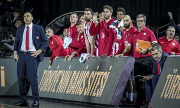 H ώρα αναχώρησης του Ολυμπιακού για την Μαδρίτη