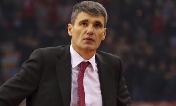 Περάσοβιτς: «Σκληρή ήττα για μας, συγχαρητήρια στον Ολυμπιακό»