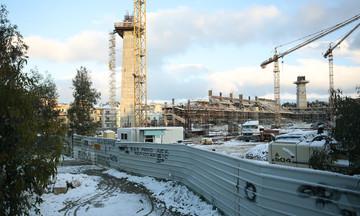 Έρευνα για το δυστύχημα στο εργοτάξιο της ΑΕΚ- Πρώτες πληροφορίες για τον άτυχο εργάτη