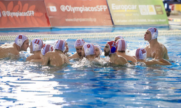 LIVE: Ολυμπιακός – Γιαντράν Σπλιτ (20:00)