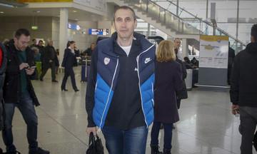 Τι είπε ο Μπλατ για Μιλουτίνοφ στην αναχώρηση του Ολυμπιακού για Μαδρίτη
