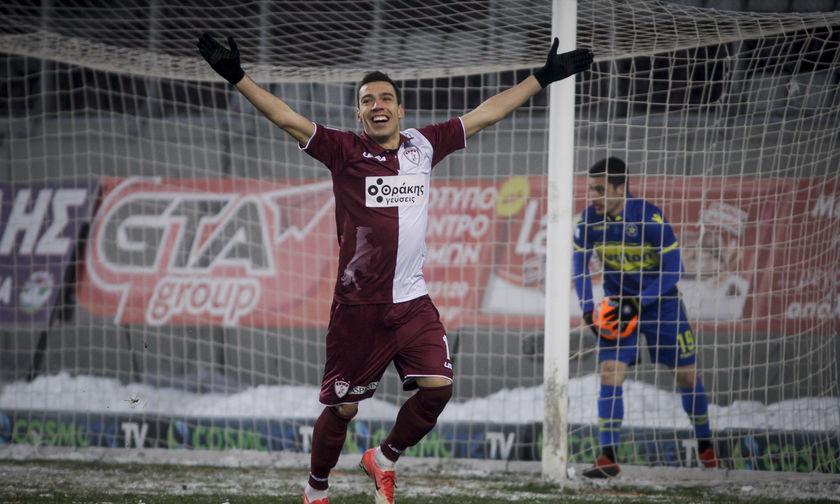 ΑΕΛ-Αστέρας Τρίπολης 3-2: Πρώτη ήττα για τον Παράσχο (vid)