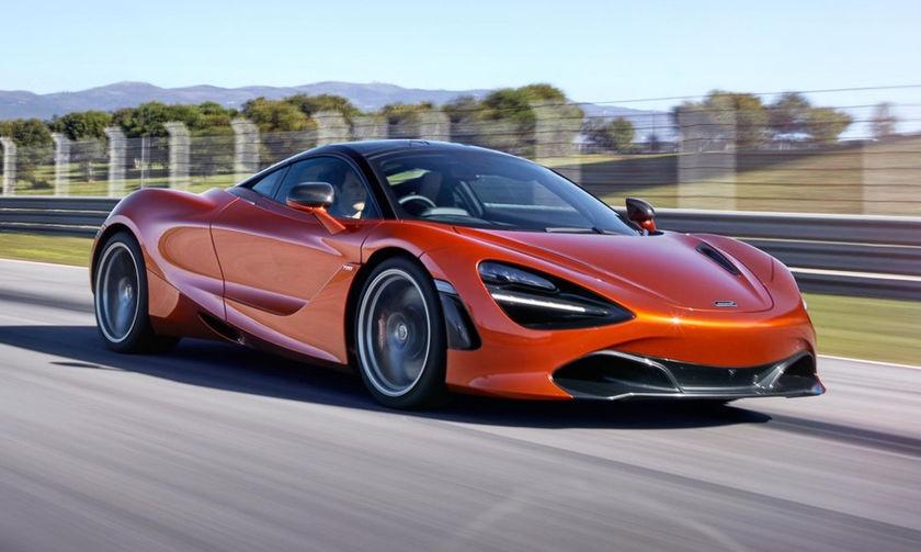 Ρεκόρ πωλήσεων σημείωσε η McLaren το 2018