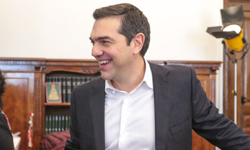 """Τσίπρας: """"Αν αποχωρήσει ο κύριος Καμμένος θα ζητήσω ψήφο εμπιστοσύμνης"""""""