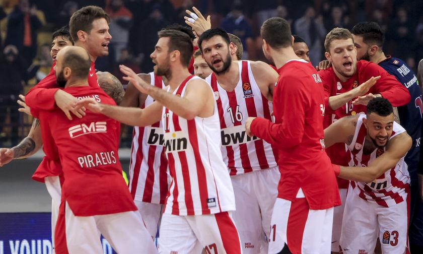 EuroLeague: Αποφασισμένος Ολυμπιακός στη Μαδρίτη
