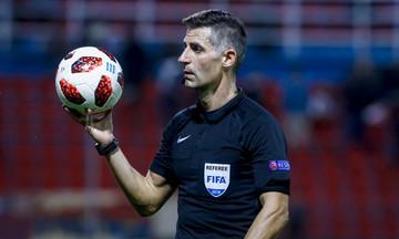 Superleague: Σιδηρόπουλος στο Λεβαδειακός-Ολυμπιακός, Σκουλάς στο Αστέρας-ΠΑΟΚ