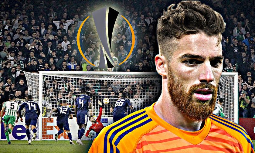 Ολυμπιακός: To Europa League δεν ξεχνάει την απόκρουση του Σα!