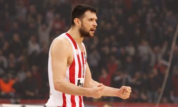 Διπλός Παπανικολάου στο top 10 της EuroLeague (vid)