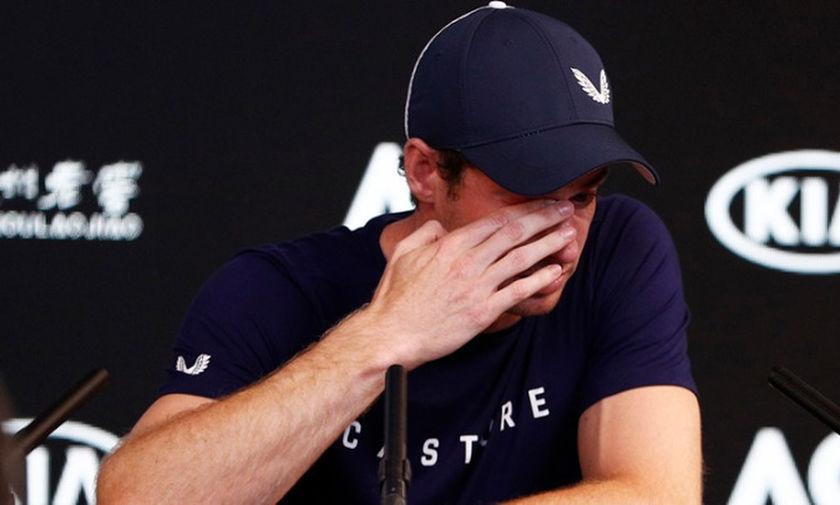 Ο Άντι Μάρεϊ ανακοίνωσε το «αντίο» του στο τένις!