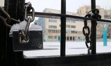 ΕΚΤΑΚΤΟ: Κλειστά τα σχολεία τη Δευτέρα (14/1)
