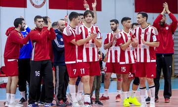 Handball Premier: Ολυμπιακός και ΑΕΚ επιστρέφουν στην αγωνιστική δράση