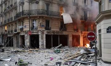 Έκρηξη στο Παρίσι - Πληροφορίες για τραυματίες (Photo, Video)