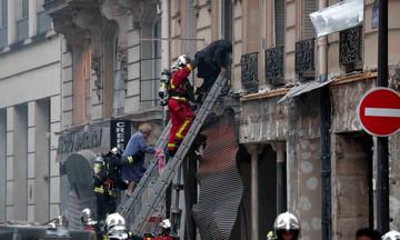 Τέσσερις νεκροί από την ισχυρή έκρηξη σε αρτοποιείο του Παρισίου