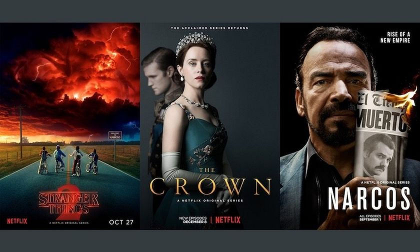 Oι 10 σειρές για να δεις στο Netflix