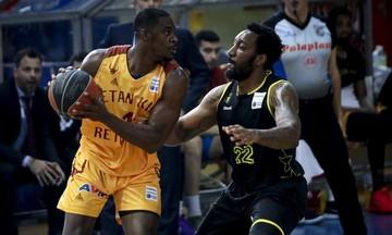 Basket League: Τα αποτελέσματα της 13ης αγωνιστικής (βαθμολογία)