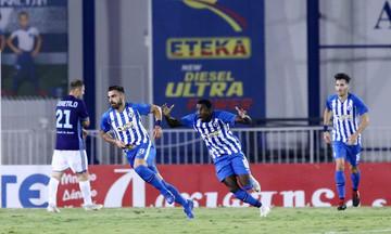 Ατρόμητος - Παναιτωλικός 1-0: Το γκολ του Ενσικολού(vid)