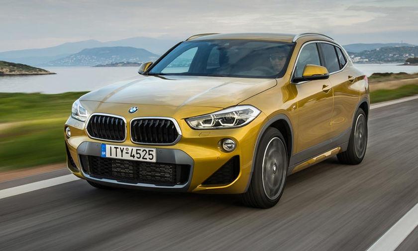 Νέα φθηνότερη BMW X2 ντίζελ 1.5 λτ.