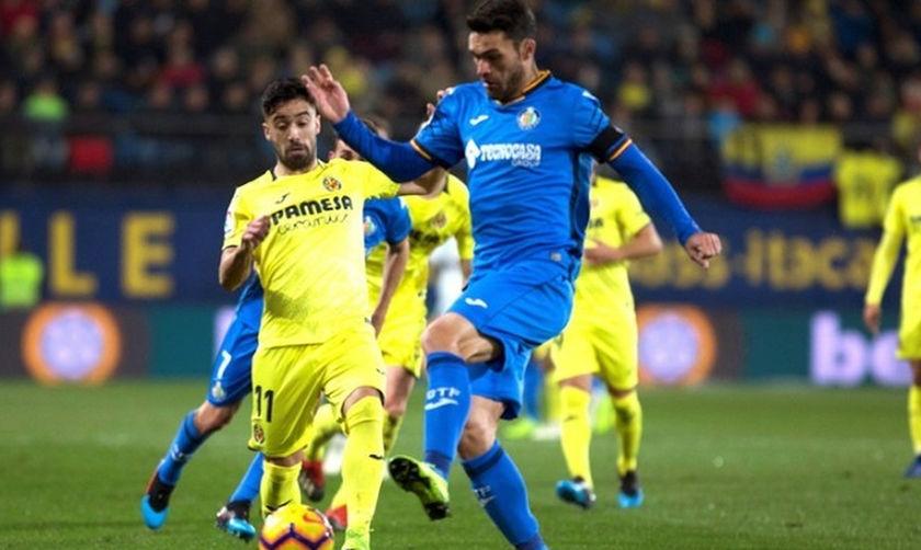 La Liga: Πέρασε από την έδρα της Βιγιαρεάλ η Χετάφε με 2-1 (αποτελέσματα, βαθμολογία)