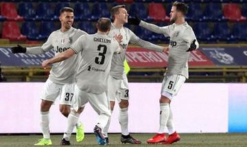 Κύπελλο Ιταλίας: Πέρασε «σβηστά» στα προημιτελικά η Γιουβέντους, 2-0 την Μπολόνια