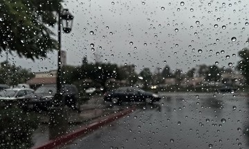 Κρύο και βροχές σήμερα Κυριακή -Νέα επιδείνωση καιρού από Δευτέρα