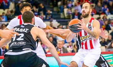 Basket League: Απέναντι στον Προμηθέα ο Ολυμπιακός