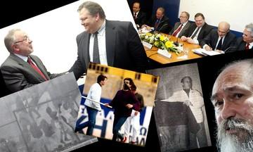 Η ιστορική συμφωνία Κόκκαλη - Βενιζέλου, ο νεκρός φίλος του Ολυμπιακού κι ο Τζιμάκος