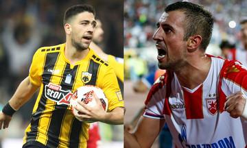 AEK: Με Μπακασέτα και Κρίστιτς ενόψει ΠΑΣ