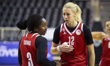 Μπάσκετ Α1 Γυναικών: Με Πανιώνιο ο Ολυμπιακός
