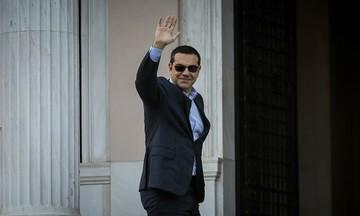 Αλέξης Τσίπρας: Ζητώ ψήφο εμπιστοσύνης από τη Βουλή