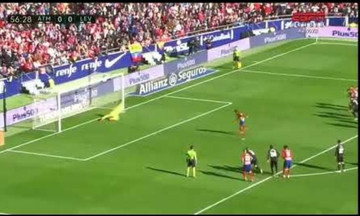 La Liga: Ήταν η «γνωστή» Ατλέτικο, 1-0 την Λεβάντε