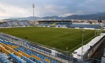Καθαρίστηκε το γήπεδο του Αστέρα Τρίπολης - Όλα έτοιμα για την αναμέτρηση με τον ΠΑΟΚ