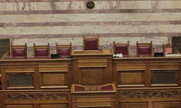 Το βράδυ της Τετάρτης η ψηφοφορία στη Βουλή