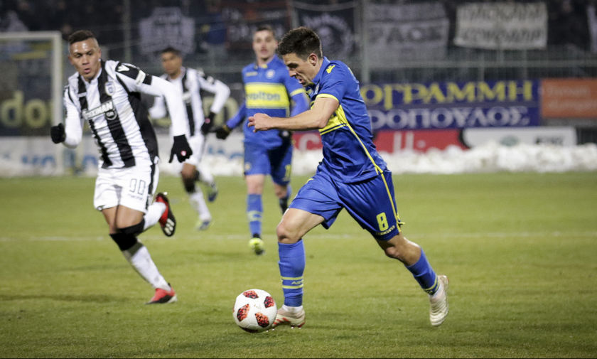 Τα highlights του Αστέρας Τρίπολης-ΠΑΟΚ 0-3 (vid)