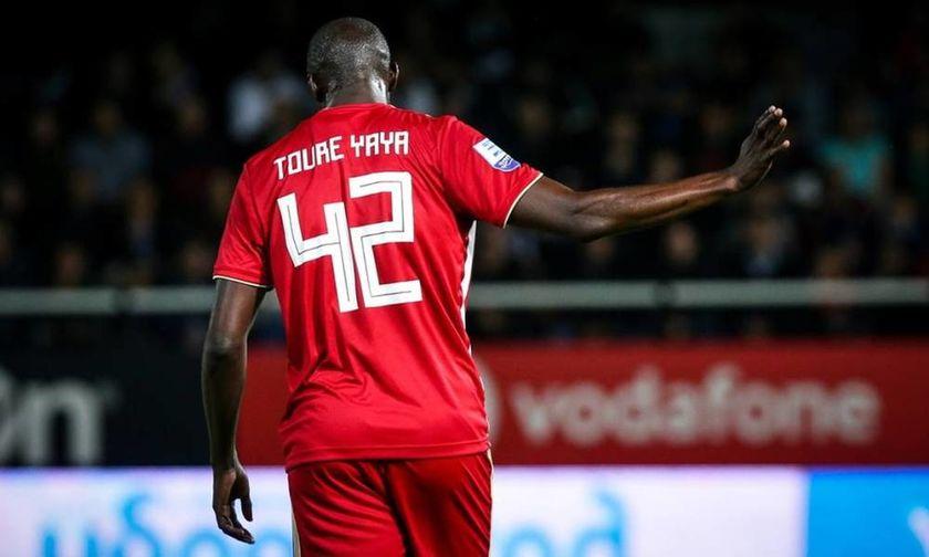 Για άλλο παίκτη του Ολυμπιακού πήγε, Γιάγια Τουρέ θέλει
