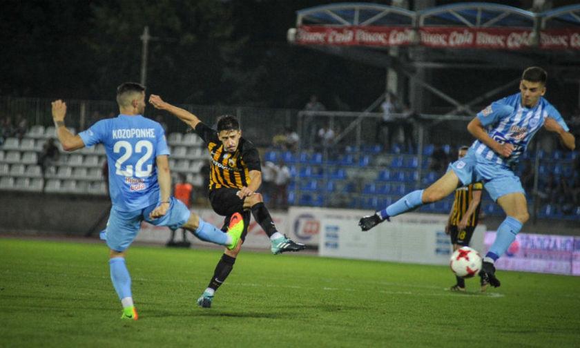 Γκολ στα Γιάννενα - «Κλειστό» παιχνίδι στο «Βικελίδης»