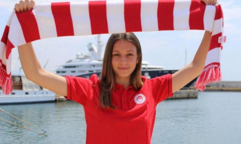 Επίσημο: Τέλος η Νικολογιάννη από τον Ολυμπιακό