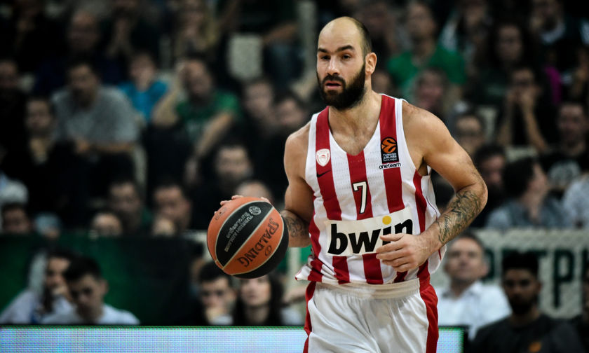 EuroLeague: Οι GMs ανέδειξαν κορυφαίο ηγέτη τον Σπανούλη