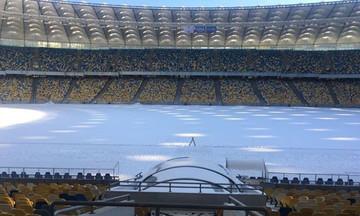 Στο Κίεβο άνθρωποι του Ολυμπιακού (pic)