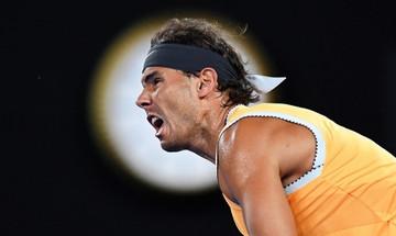 Australia Open: «Περίπατο» έκανε ο Ναδάλ