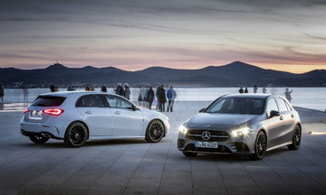 Η Mercedes 1η premium μάρκα στην Ελλάδα και τον κόσμο!