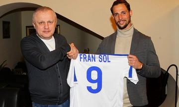 Φραν Σολ: «Είμαι έτοιμος για τον Ολυμπιακό»
