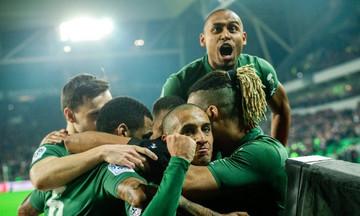 Ligue 1: Ανατροπή για την Σεντ Ετιέν, 2-1 την Μαρσέιγ
