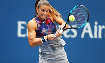Australian Open: Η Σάκκαρη αποκλείστηκε στο διπλό