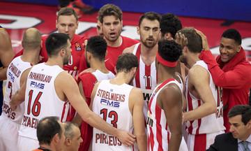 EuroLeague: Έπιασε την Εφές ο Ολυμπιακός (βαθμολογία)